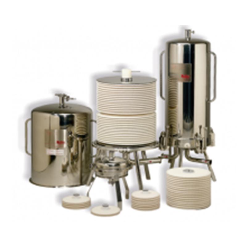 Matériel de filtration Alteco - Della Toffola