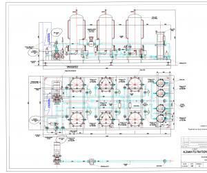 Plan de palette de filtration